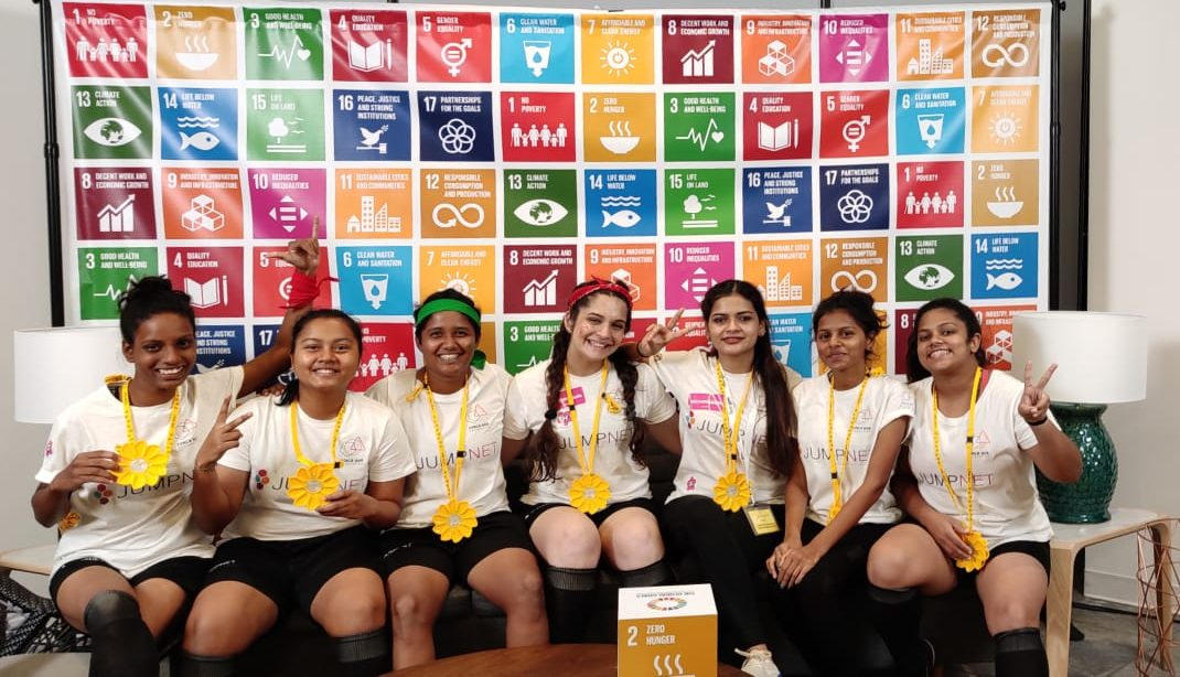 Global Goals World Cup – New York