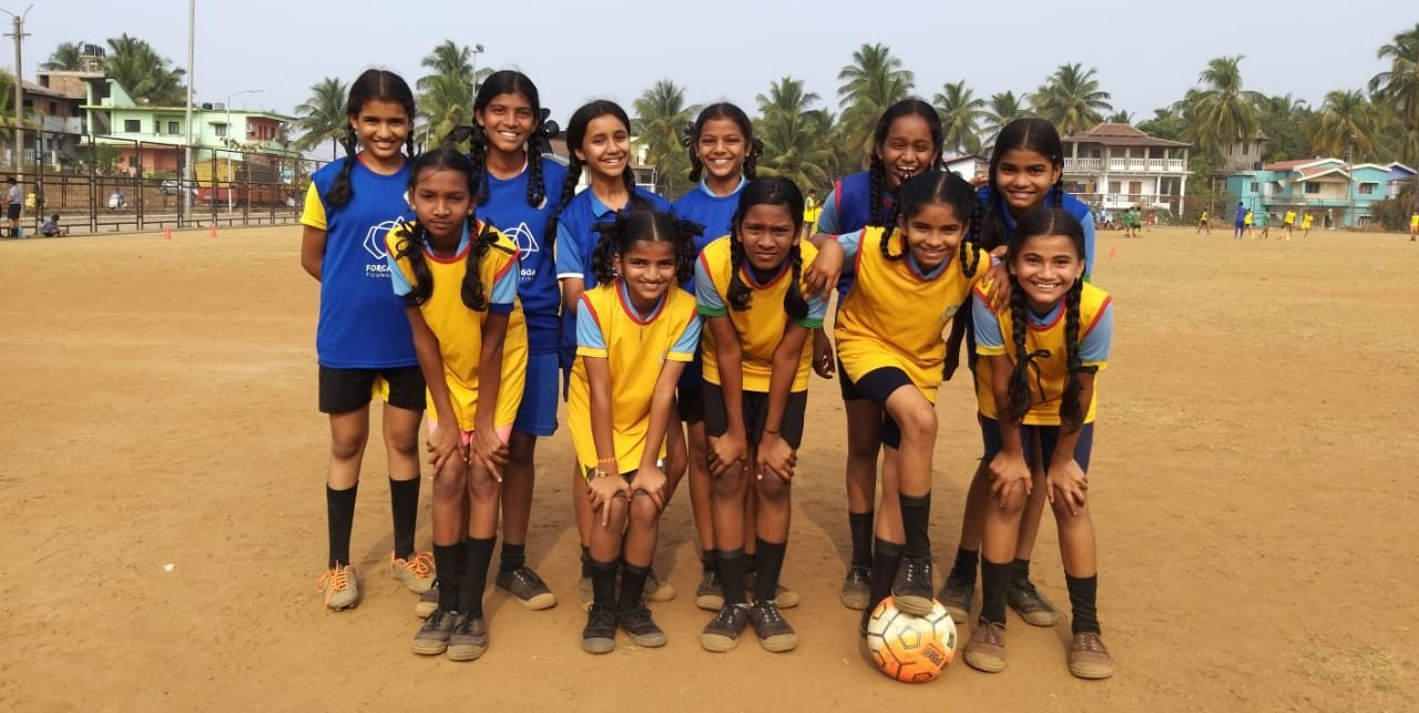 Reviving football culture in the Ganeshpuri community!