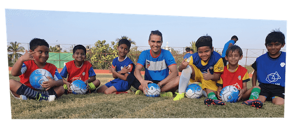 Volunteer at Forca Goa Foundation
