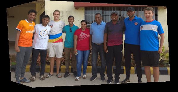 About Forca Goa Foundation
