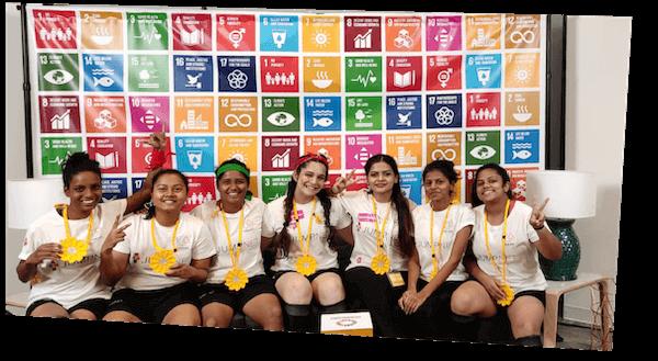 Awards - Global Goals World Cup
