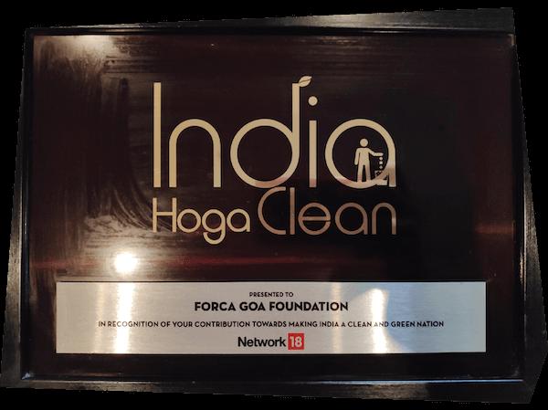 Awards - India Hoga Clean